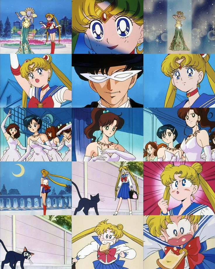 Aim to be a Princess? Usagi's Weird Training 8#