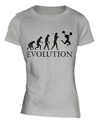 #Cheerleader evolution of man ladies #t-shirt tee top gift #clothing,  View more on the LINK: 	http://www.zeppy.io/product/gb/2/282079344938/