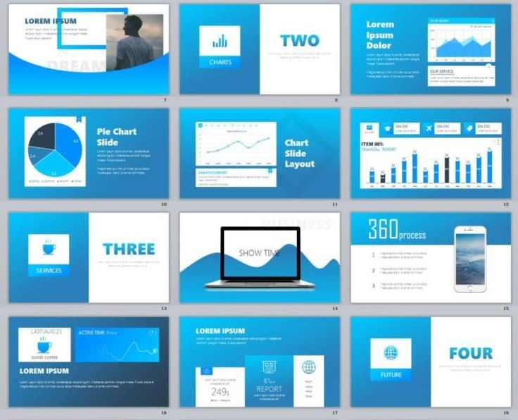 Best  Best Chart Powerpoint Template Images On