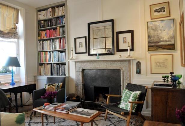 Ben Pentreath sitting room