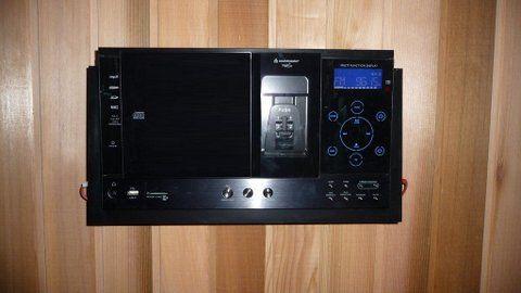 Sistem audio Colordreams pentru saune