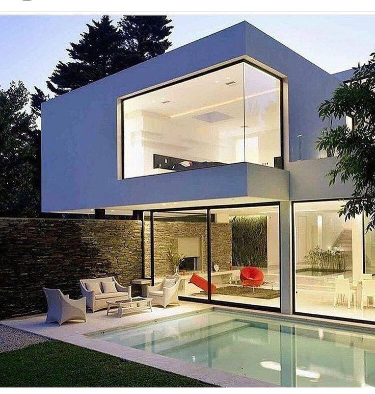 Haus Exterieur Design, Außen Haus, Design Häuser, Erstaunliche Architektur,  Kleine Häuser, Moderne Häuser, Traumhäuser, Moderne Architektur, Modern