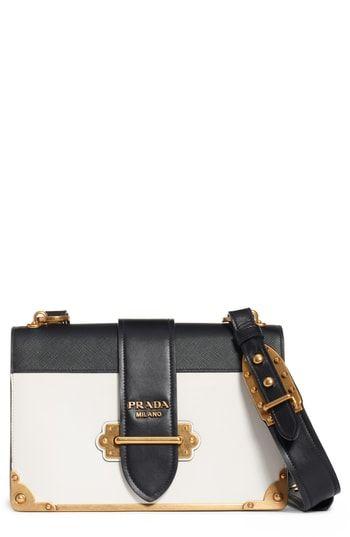 09d4de006928 Beautiful Prada Large Cahier Crossbody Bag Women's Fashion Handbags.  [$3350] topbrandsclothing from top store