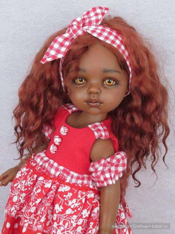 Norochka. OOAK Paola Reina / Paola Reina, Antonio Juan dolls and other Spanish / Beybiki. Dolls photo. Clothing for dolls