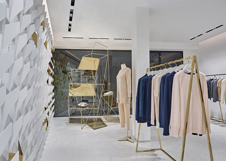 108 best images about design retail on pinterest maze for Minimalist architecture theory