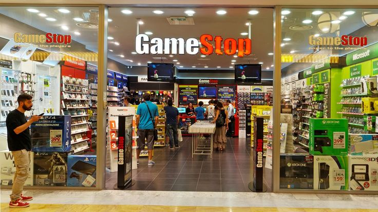 Did you know Outlet have List of all 161 GameStop Factory