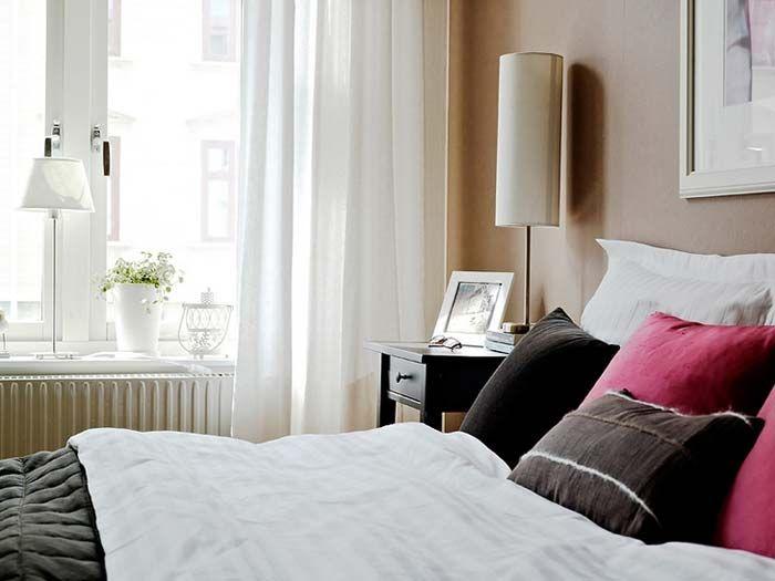 Красивые спальни: дизайн, обустройство, текстиль