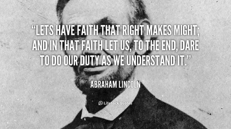 Abraham Lincoln Quotes with Images 13