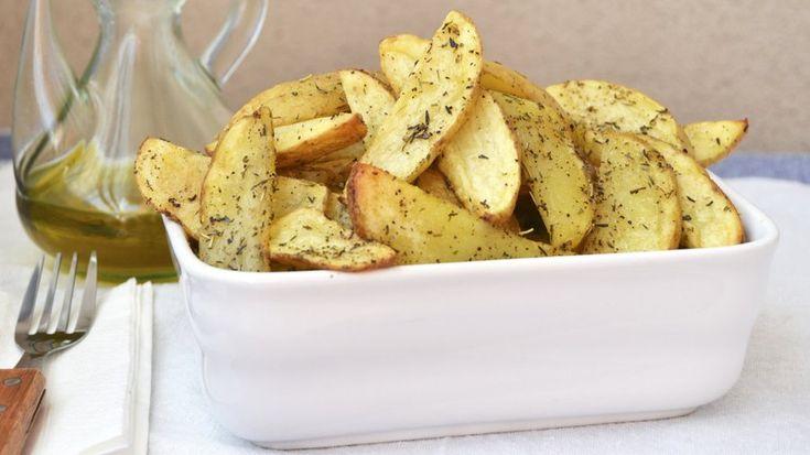 Patatas* al horno con hierbas provenzales