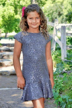 zoe ltd luxurious sparkly sequined holiday tween girls