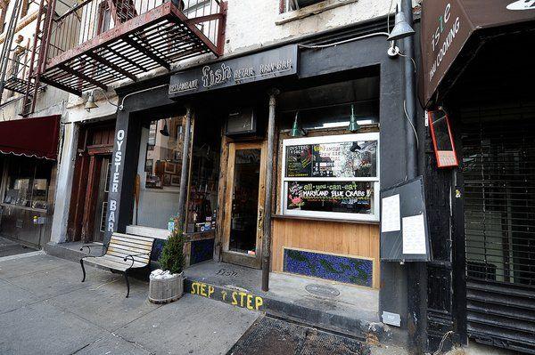 fish restaurant nyc - 280 Bleecker St New York, NY 10014 b/t Jones St & Commerce St in West Village