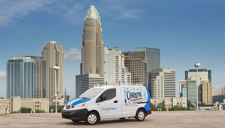 Launching Google Fiber signups in Charlotte