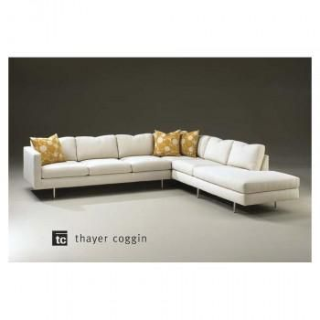 Swag Sectional By Thayer Coggin | Modern And Contemporary Furniture Made In  The USA | Advance