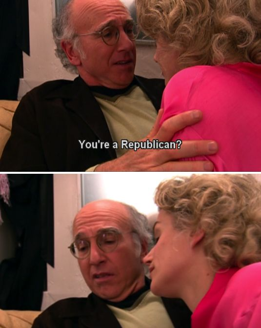 "When he was completely turned off. | 21 Larry David Lines From ""Curb Your Enthusiasm"" That Will Still Make You Laugh"
