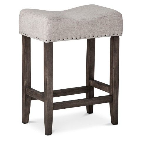 Counter stool from Target, $67 each--I'm torn between colors Gray (pictured) and Sky