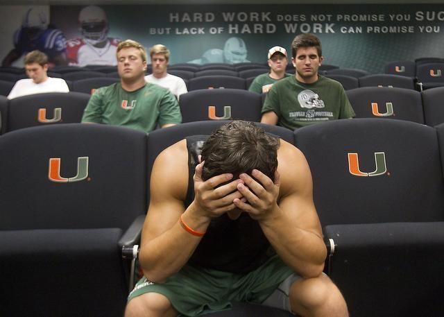 UM football players get 'mind,' body training to prepare for season - UM - MiamiHerald.com