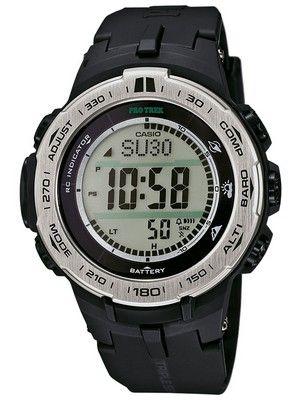 Casio Protrek Triple Sensor MULTIBAND 6 PRW-3100-1 Watch