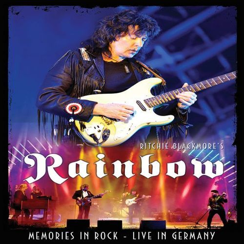 Ritchie Blackmore's Rainbow: Memories in Rock - Live in Germany [CD/DVD] [DVD]