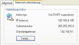 Die bekannteste Notation der heute geläufigen IPv4-Adressen besteht aus vier Zahlen, die Werte von 0 bis 255 annehmen können und mit einem Punkt getrennt werden, beispielsweise 192.0.2.42. Technisch gesehen ist die Adresse eine 32-stellige (IPv4) oder 128-stellige (IPv6) Binärzahl. 3)