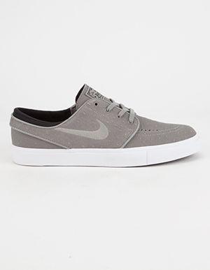 NIKE SB Zoom Stefan Janoski L Mens Shoes   Grey