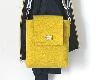 Herren Messenger Bag Mens Ranzen Tasche / Messenger von Rambag
