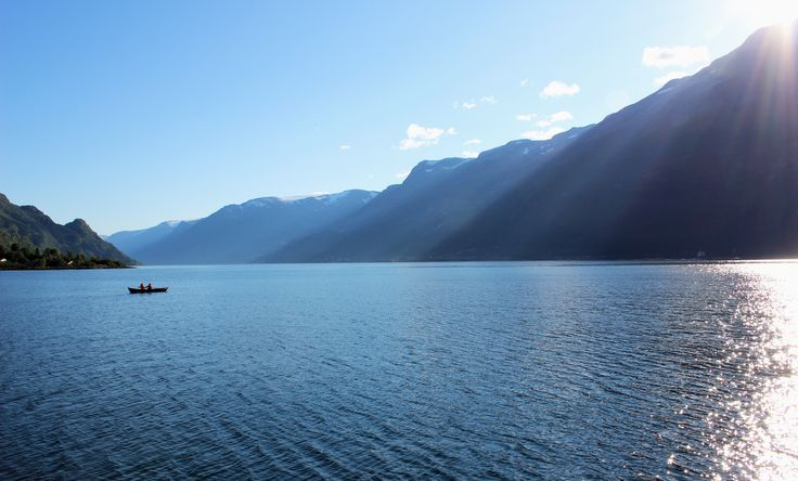 #Hardanger #Norway #hardangerfjorden
