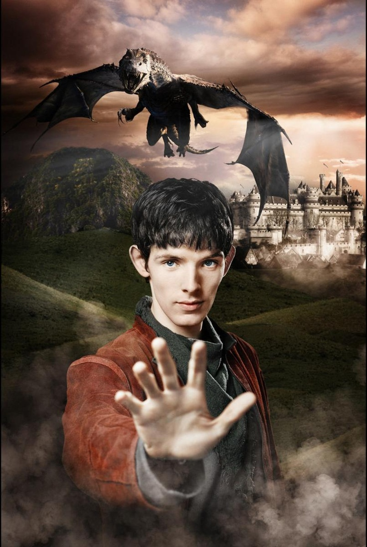 """The Adventures of Merlin"" (BBC). This is based on the famous Arthurian Legend, but so much better! I'm addicted to this TV series."