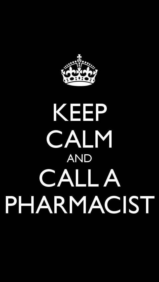 Pharmacist Love