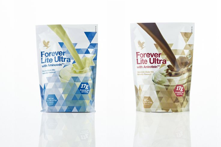 Our Forever Ultra Lite Shakes had a make over! What do you think?