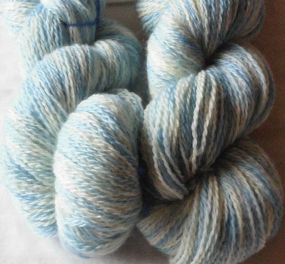 """Phat Fiber March """"Inspiring Women"""" - Luxury Hand Dyed Bluefaced Leicester Wool Sock Yarn, 2-ply"""
