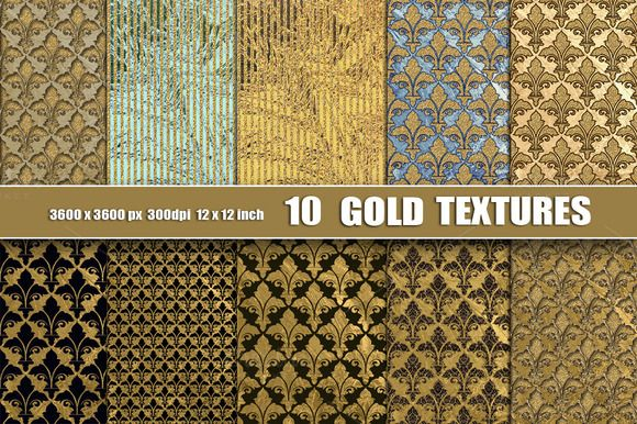 Gold Black Texture Backgrounds by Area on Creative Market