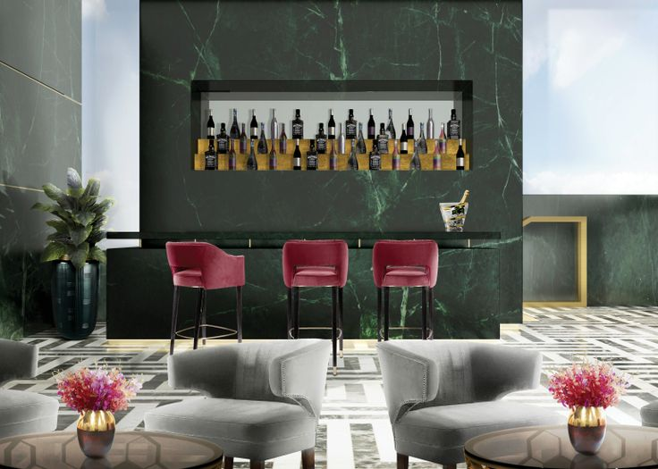 NAJ, A Trendy & Self-Assured Bar Chair | modern chairs, bar chair, chair design #modernchairs #barchair #chairdesign Read more: http://modernchairs.eu/naj-trendy-self-assured-bar-chair/