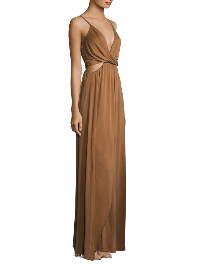 Heron Maxi Dress  from Get Dressed: Vacation Essentials on Gilt