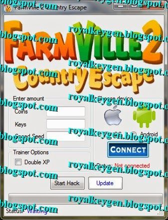 LETS GO TO FARMVILLE 2: COUNTRY ESCAPE GENERATOR SITE!  [NEW] FARMVILLE 2: COUNTRY ESCAPE HACK ONLINE 100% REAL WORKS: www.online.generatorgame.com Add up to 99999 Coins and up to 9999 Keys each day for Free: www.online.generatorgame.com Safe and secure method working 100% guaranteed: www.online.generatorgame.com No more lies! Please Share this hack guys: www.online.generatorgame.com  HOW TO USE: 1. Go to >>> www.online.generatorgame.com and choose FarmVille 2: Country Escape image (you will…