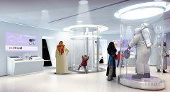Claudia Schleyer Interaktive Exponate | Interactive Exhibits | Prince Salman…