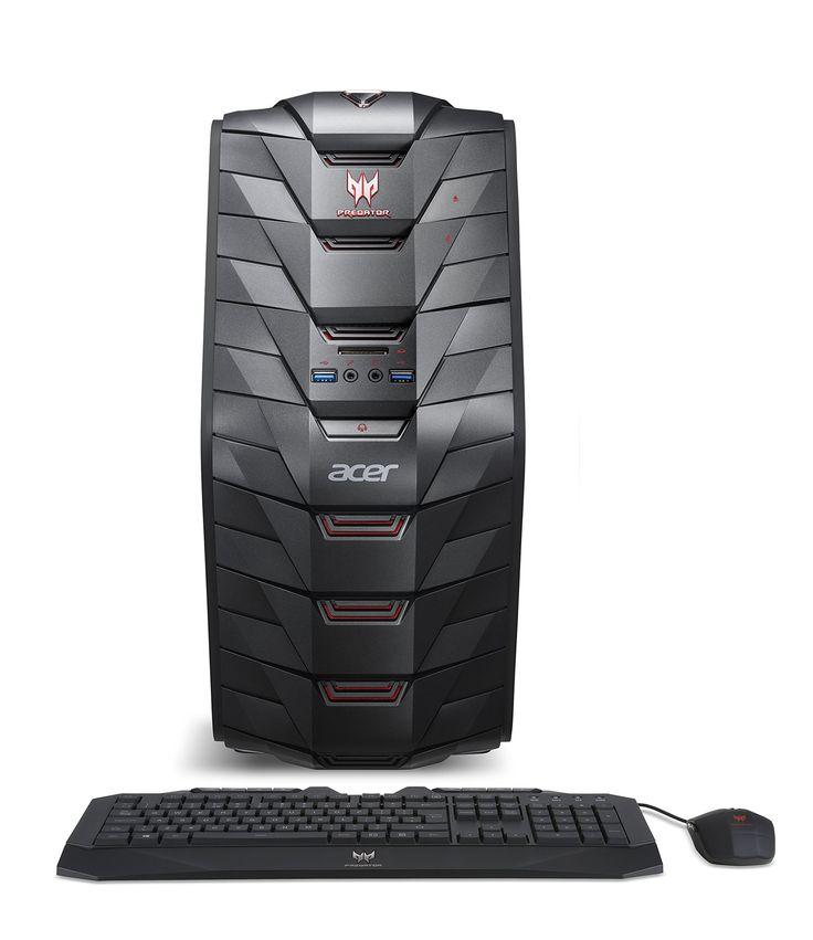 Acer Predator AG3-710-UR53 Gaming Desktop (6th Gen Intel Core i5, Windows 10, 8GB DDR4, NVIDIA GTX 950)