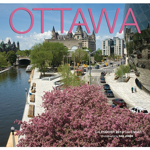 Ottawa Wall Calendar: Canada's Capital is known for its beauty and activity oriented environs. This calendar captures this beauty throughout the seasons; from the arrival of the tulips in spring, through the riotous colors of the sugar maples in the fall, to the lights that shine on Parliament Hill during the Christmas season.  http://www.calendars.com/Canada/Ottawa-2013-Wall-Calendar/prod201300003186/?categoryId=cat00704=cat00704