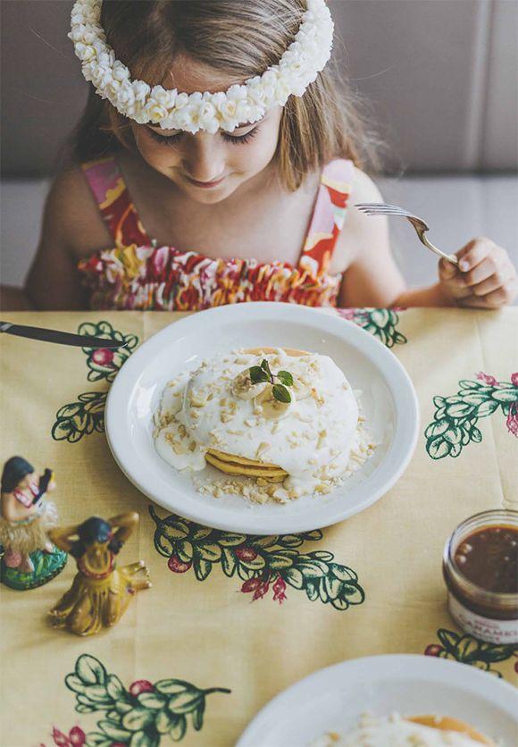 日本にいながらハワイを満喫!? 「ジャーナルスタンダード」のパンケーキ専門店「j.s. pancake cafe」がこの夏ハワイをテーマにしたフェアを開催
