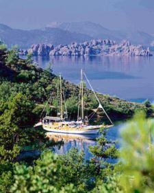 Tatil Yerleri ~ Marmaris Seyir Rehberi - Marmaris Yakınlarında Gidilecek Gezilecek, Görülecek, Ziyaret Edilecek Yerler