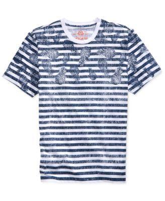 American Rag Road Trip Striped T-Shirt
