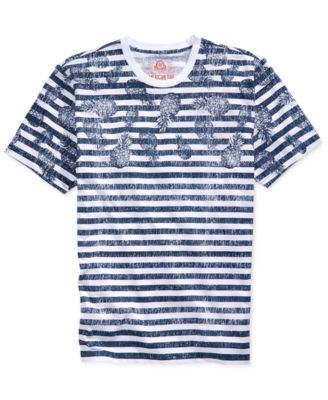 American Rag Road Trip Striped T-Shirt