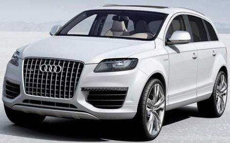 Audi Suv 2014