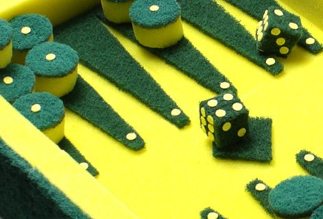 Things: Sponge Backgammon | Junkculture