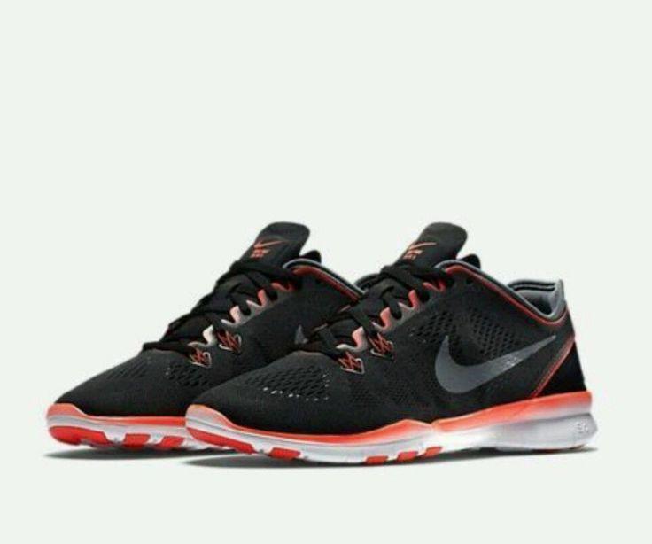 NIKE FREE 5.0 TR FIT 5 WOMENS ATHLETIC SHOES NEW BLACK SZ 12 $100.00 #Nike #RunningCrossTraining
