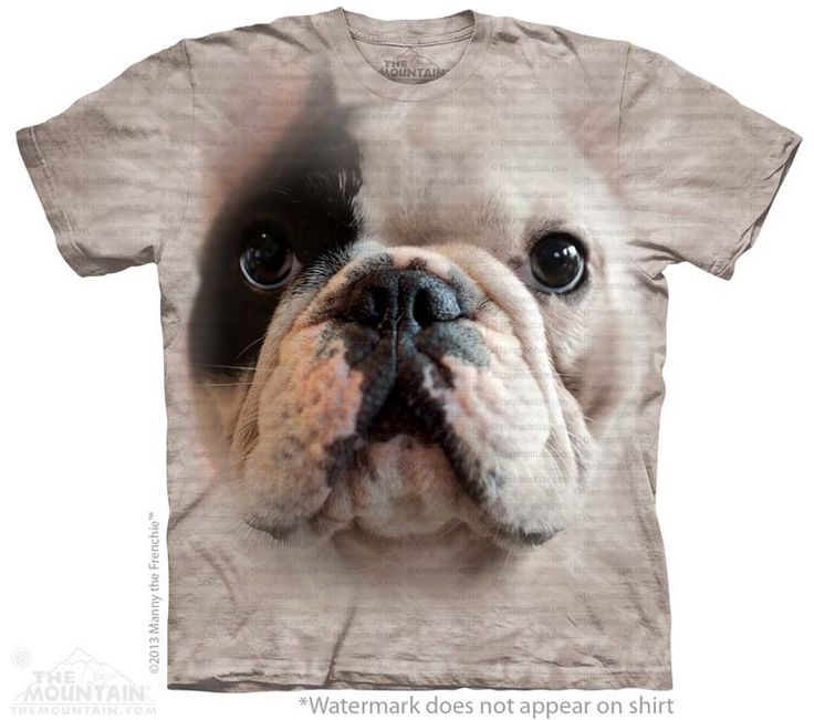 Manny t-shirt - Click image to see hundreds of different animal t-shirts #themountaintees