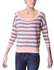 TOM TAILOR Denim Damen Pullover, 30155280171/striped jumper