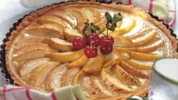 Яблочно-карамельный пирог. Пошаговый рецепт с фото, удобный поиск рецептов на Gastronom.ru