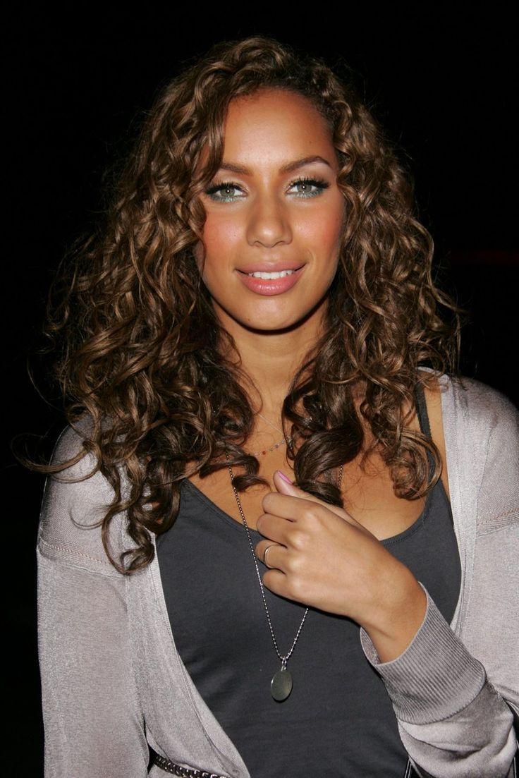 leona lewis curly hair - photo #10