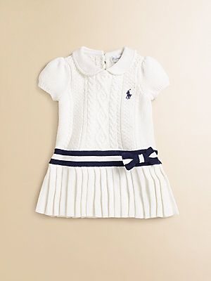 Ralph Lauren Layette's Cricket Dress
