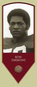 Ron Simmons Profile - Florida State University Official Athletic Site
